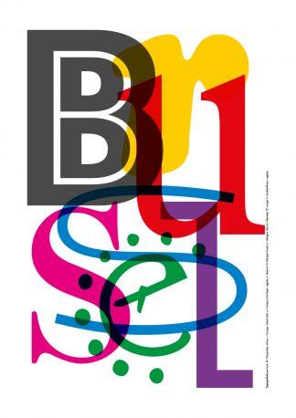 Bryssel, Bryssel poster