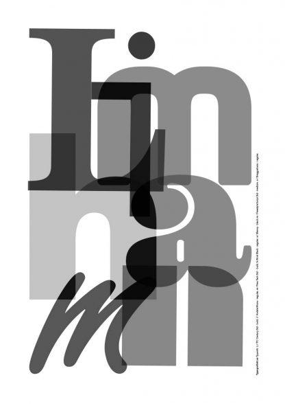 Limhamn, Limhamn poster