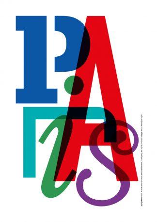 Paris, Paris poster