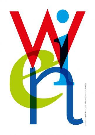 Wien, Wien poster